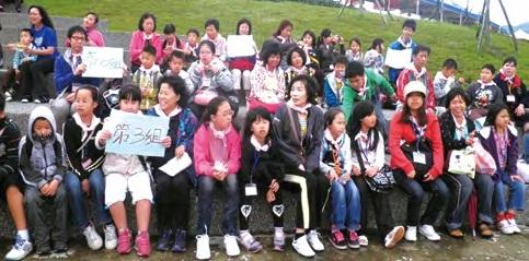 101年4月22日參加~陽光森林公園植樹活動_合照2
